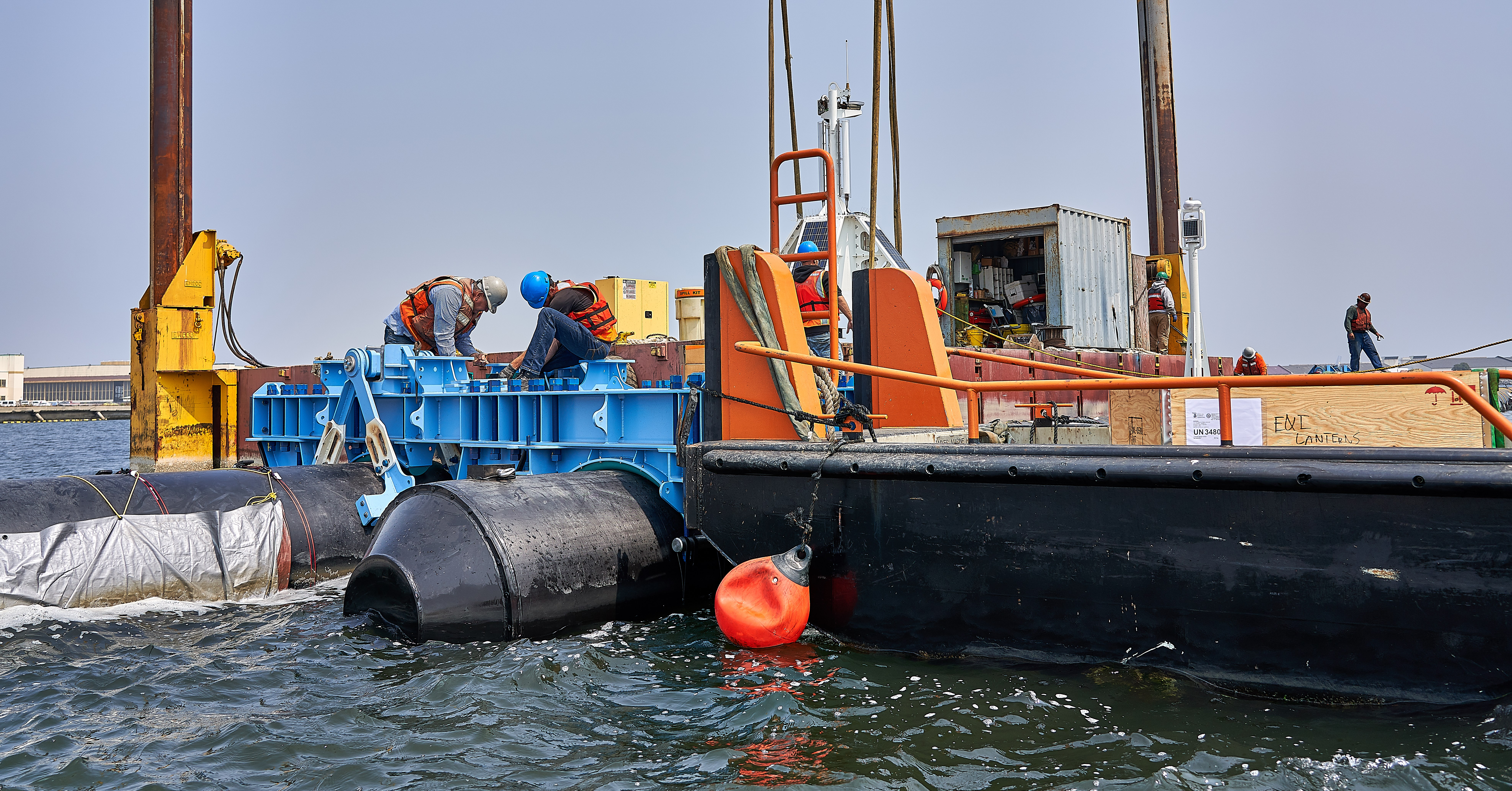 A 600-Meter-Long Plastic Catcher Heads to Sea, but Scientists Are Skeptical